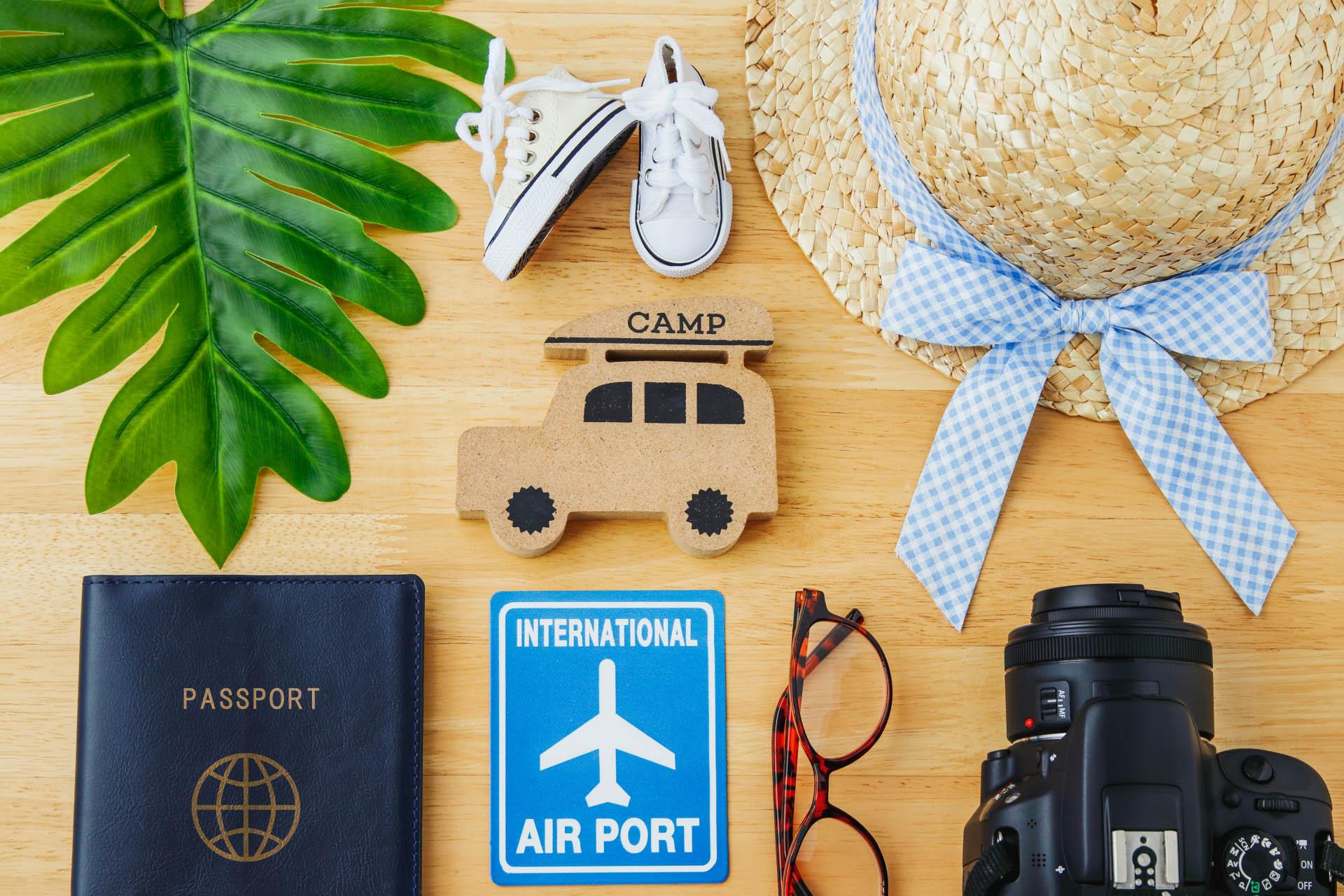 増加している外国人観光客